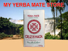 Cruz De Malta Yerba Mate - 500 Gram - with stems