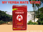Taragui  Vitality 500 Gram 1.1 Lbs English Packaging
