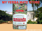 Amanda 500 Grams USDA Organic Tradional Blend with Stems