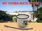 Stainless Steel Yerba Mate Vessel Kit