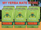 6 Kilo Canarias Serena Yerba Mate From Uruguay W/out Stems - Free Shipping to U.S!