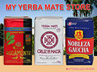 3 Kilo Yerba Mate Variety Pack From Argentina - Free Shipping to U.S!