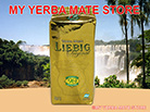 Liebig Yerba Mate - 500 Gram with Stems