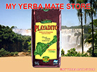 Playadito Yerba Mate without Stems - 500 Gram