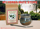 Hand Made Ceramic Vessel Yerba Mate Kit