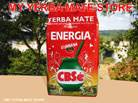 CBSe Yerba Mate Energia w/ Guarana