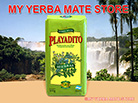 Playadito Yerba Mate with Herbs - 500 Gram with Stems
